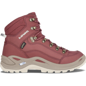 Lowa Renegade GTX Mid Shoes Women, cayenne